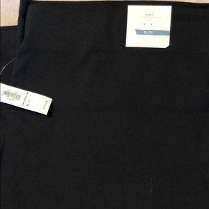 NWT jersey pencil skirt